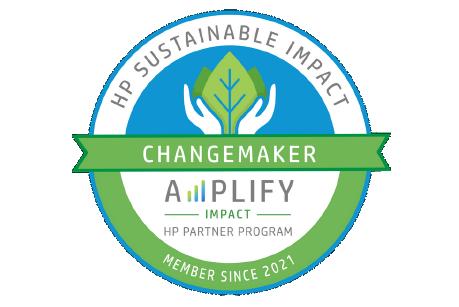 HP Amplify Impact Changemaker