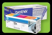 HP / Brother toner cartridge - Image